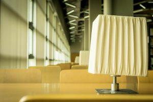 静かな図書館