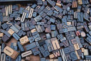 アルファベットのパズル